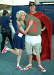 Patty Mayonnaise - shotzgoboom Quailman And Patty Mayonnaise Costume